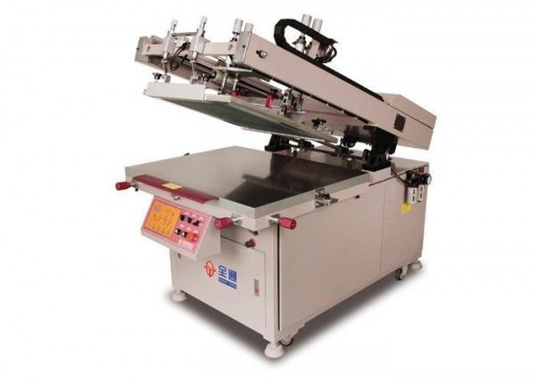 Poster Screen Printing Machine
